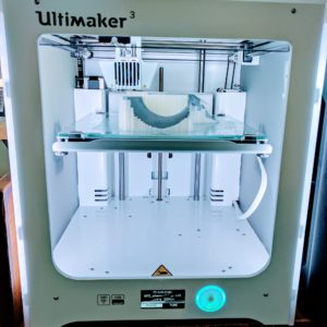 Ultimaker 3D Printer Build Plate